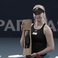 Tauson desbanca atual campeã Ostapenko e conquista WTA 250 de Luxemburgo