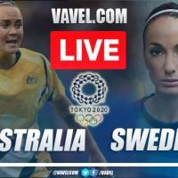 Goals and Highlights: Australia 0-1 Sweden in Tokyo 2020