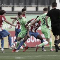 Wolfsburg, de victoria a derrota en amistoso contra Atlético de Madrid