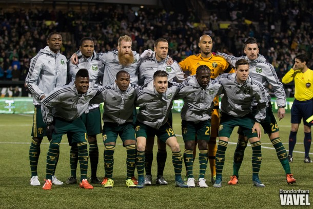 2015 Audi MLS Cup: Portland Timbers Projected Starting XI