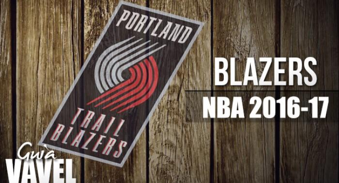 Guía VAVEL NBA 2016/17: Portland Trail Blazers