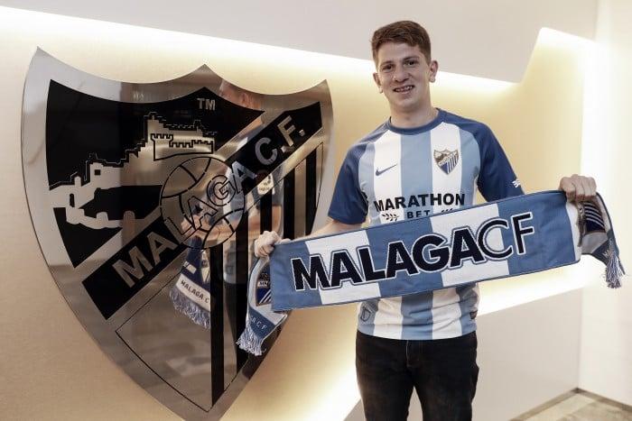 Esteban Rolón se une al Málaga CF