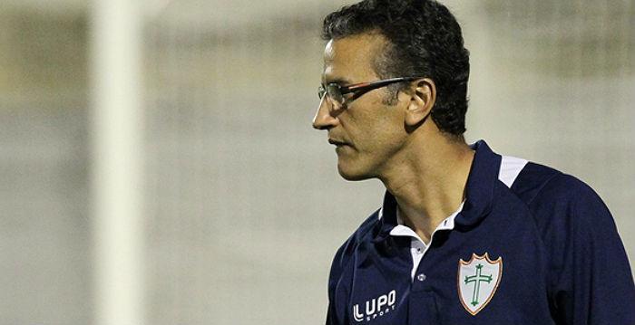 Após goleada histórica, Péricles Chamusca não é mais treinador da Portuguesa