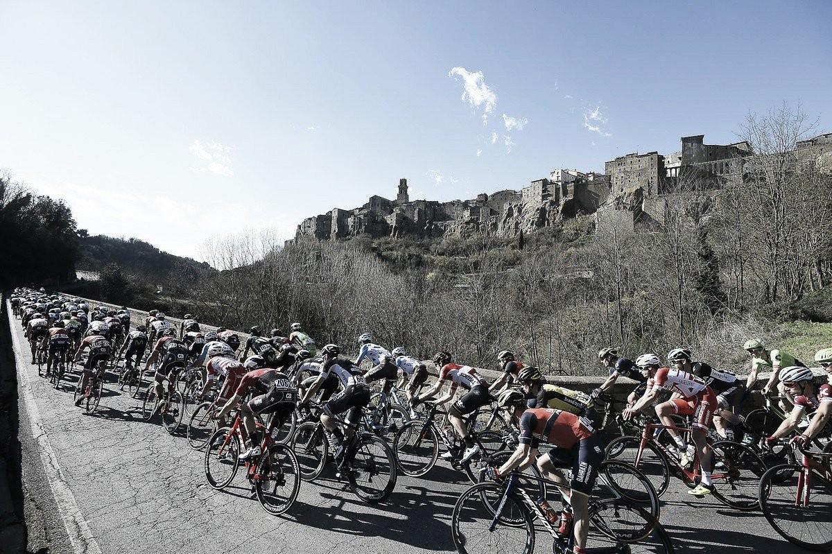 Tirreno - Adriatico 2018, la presentazione della prima tappa