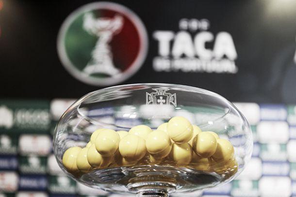 Sorteio dos quartos e meias-finais da Taça de Portugal