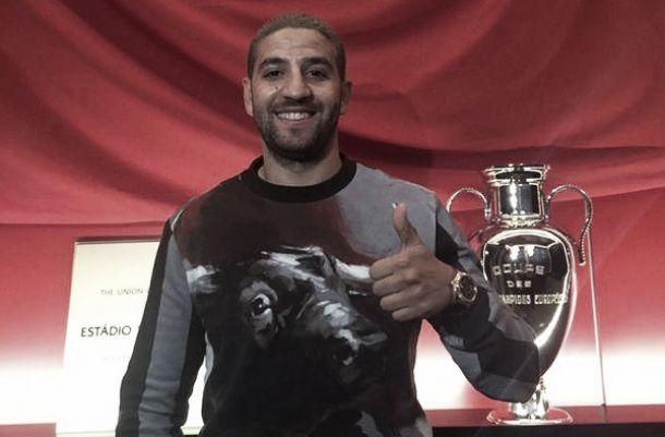 Um talento para lapidar: Adel Taarabt reforça novo Benfica de Vitória