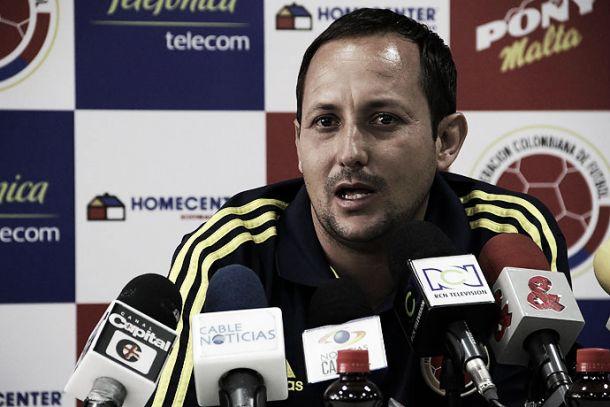 """Felipe Taborda: """"Nosotros respetamos a todos los rivales, desde el más pequeño hasta el más grande"""""""