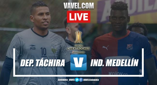 Resumen Táchira vs. Medellín (2-0) | 11/02/2020 - VAVEL Colombia
