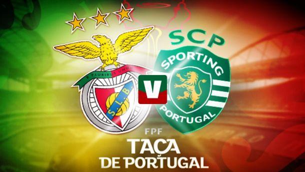Resultado Benfica - Sportingen la Taça de Portugal 2013(4-3)