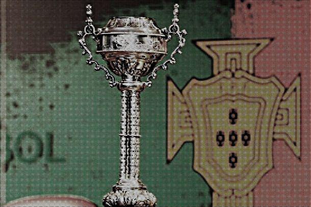 Sorteio da Taça de Portugal dita Benfica x Sporting