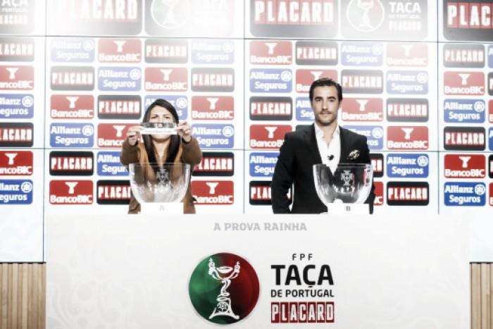 Sorteados los octavos de final de la Taça de Portugal
