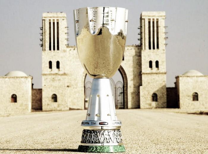 Juventus e Milan irão disputar Supercopa Italiana no Qatar em dezembro