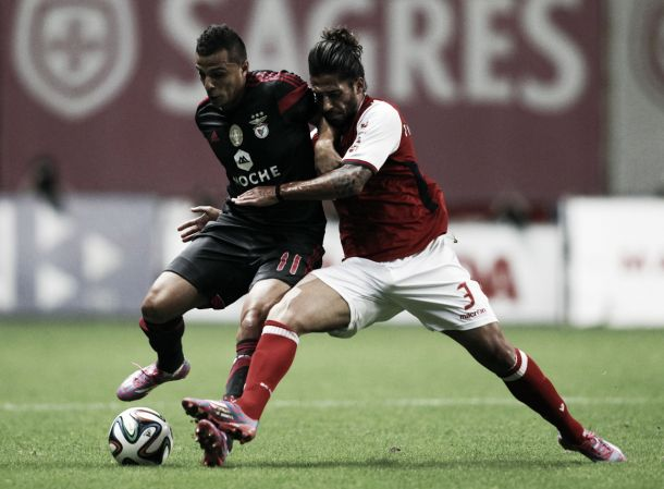 Festa da Taça na Luz: Braga enfrenta Benfica