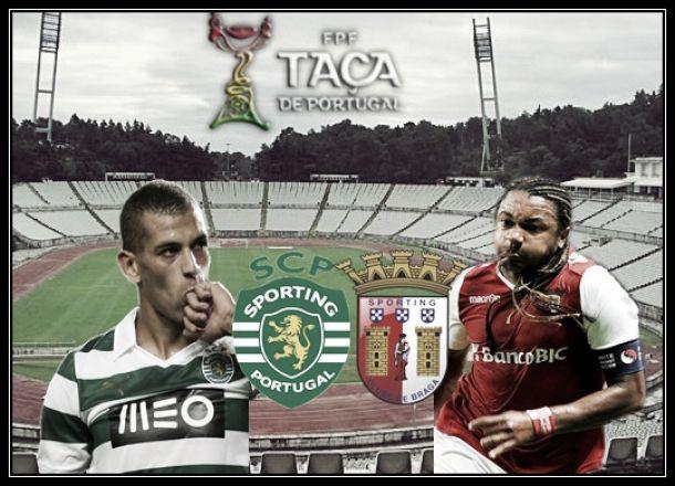 Sporting x SC Braga: Mais que uma final da Taça, um grito de afirmação