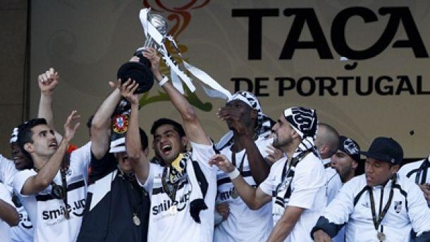Vitória SC 2013: À conquista do Jamor