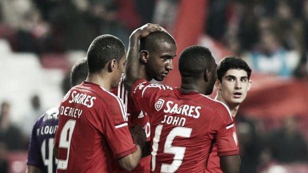 Benfica na final da Taça da Liga: 'penalties' abateram ímpeto sadino