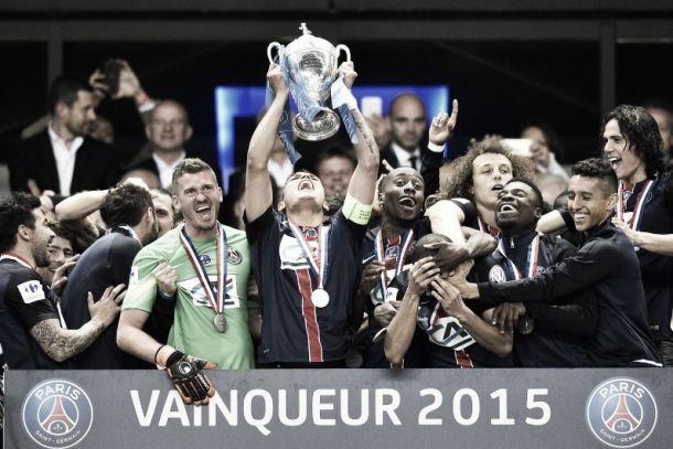 França: PSG conquista a taça e aniquila a competição em todas as frentes
