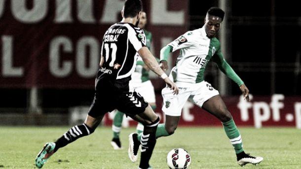 Taça de Portugal: Sporting suou para empatar alvinegros