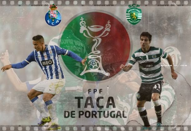 Taça de Portugal: domínio portista frente aos leões no Dragão