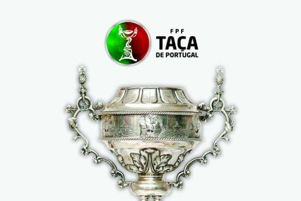 Oitavos-de-final da Taça de Portugal - resultados e marcadores
