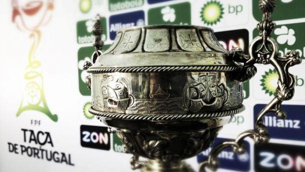 Taça de Portugal: Benfica recebe Braga, Sporting vai a Vizela