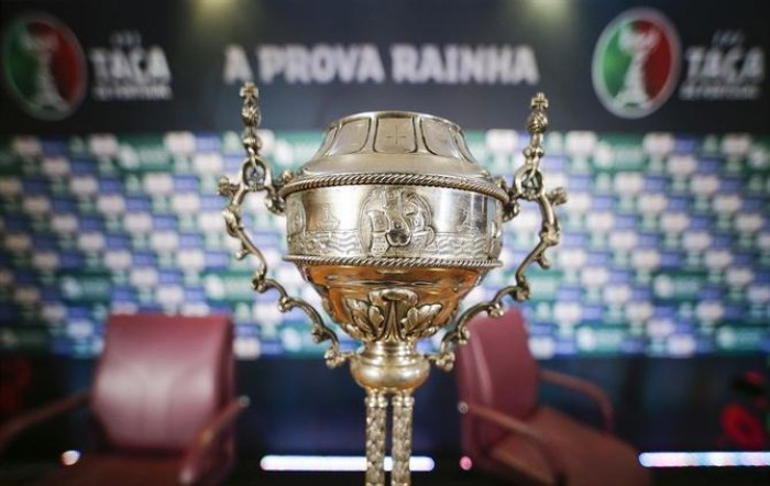 Taça de Portugal. Sorteio dita Sporting-Vilaverdense e FC Porto-Vitória