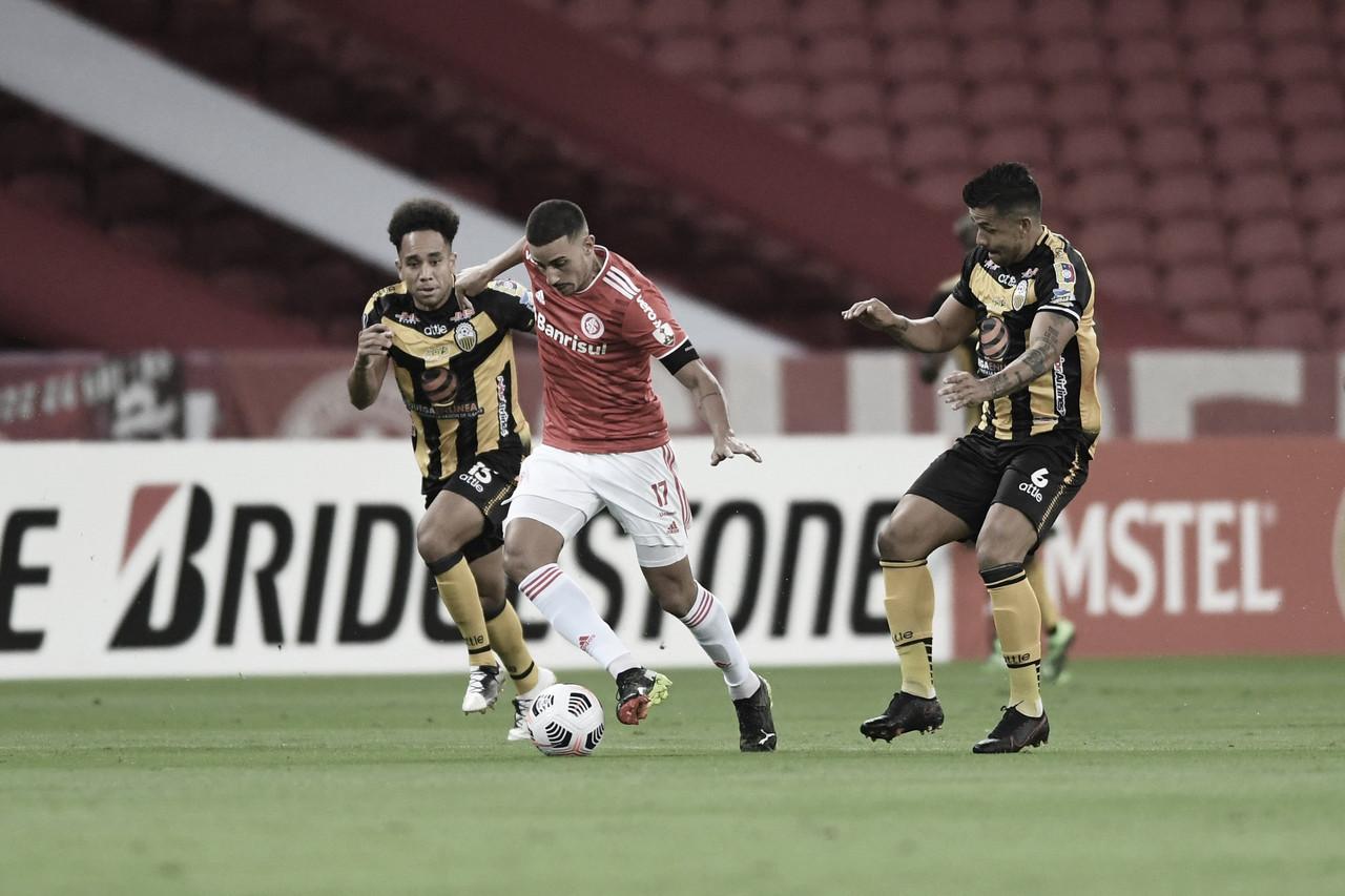 ANÁLISE: Táchira pode aprontar em cima do Inter?