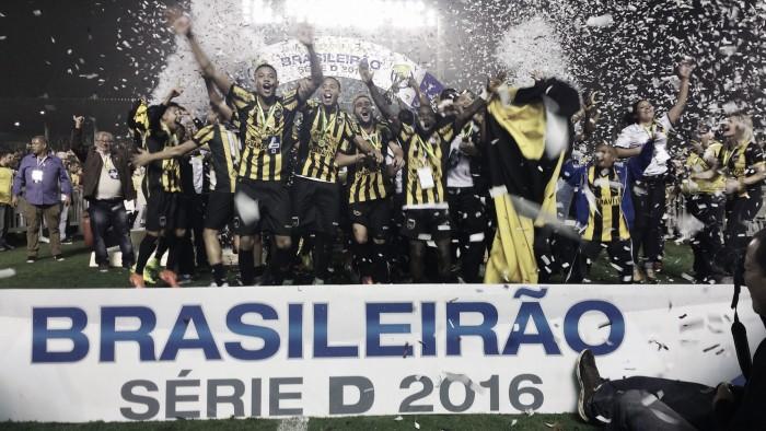 Resultados da 34ª rodada do Brasileirão colocam Volta Redonda na Copa do Brasil 2017