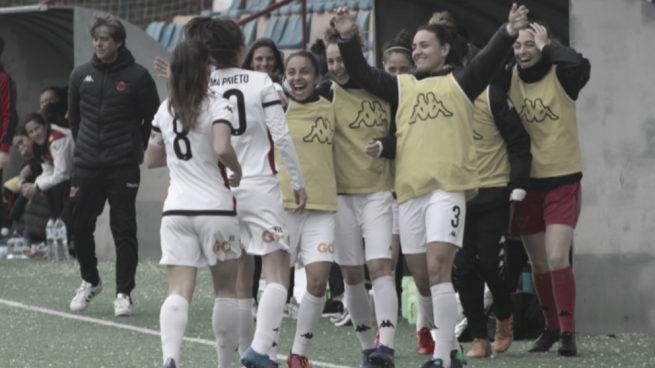 El fútbol femenino entra en otro nivel