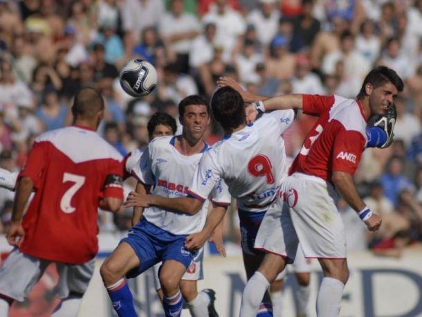 Resultado Tacuarembó FC - Nacional 2014