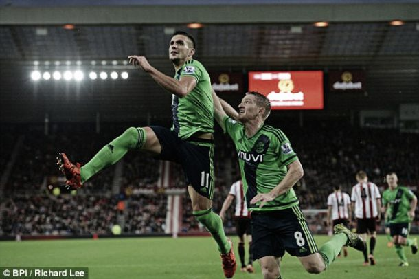 Sunderland 0-1 Southampton: Black Cats continue poor form as Tadic penalty proves the difference