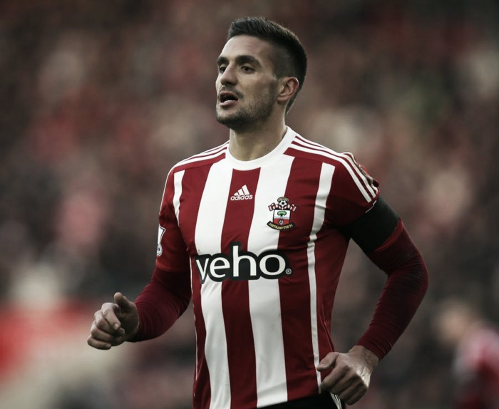 Tadic hails Saints' attacking intent