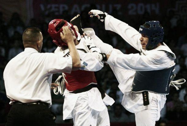 Tres oros y un bronce para México en Taekwondo