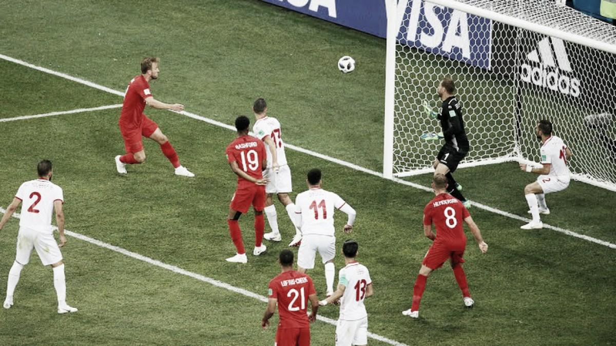 Kane lidera a Inglaterra en su estreno ante Túnez