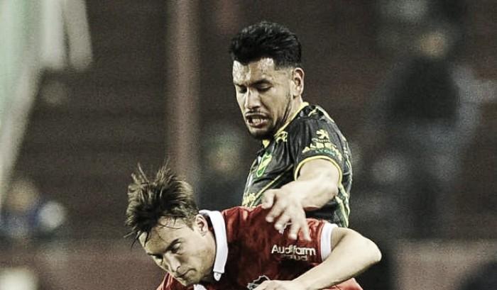 """Tagliafico: """"Cuando no se puede jugar, hay que pasar por arriba al rival"""""""