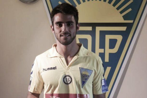 Depois de Anderson, Estoril garante Afonso Taira