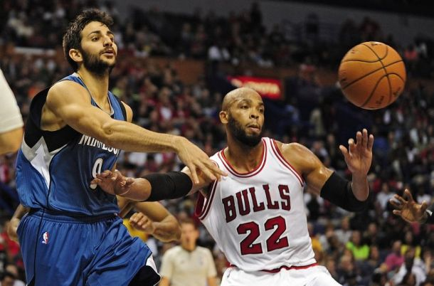 Chicago Bulls Look To Build On Their Last Win As They Go Up Against The Minnesota Timberwolves
