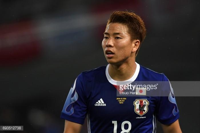 Arsenal will be without Takuma Asano again next season