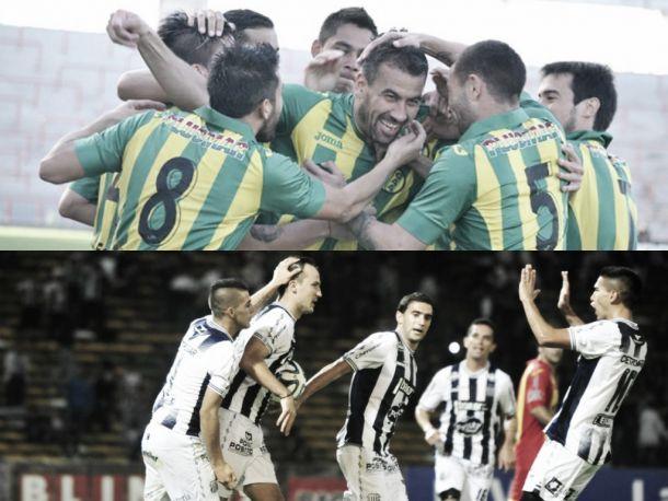 Resultado Aldosivi - Talleres de Córdoba (1-0)