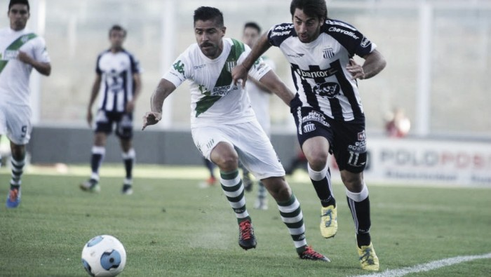 La 'T' recibe a Banfield