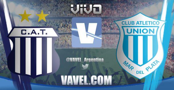 Resultado Talleres de Córdoba - Unión de Mar del Plata 2014 (0-1)