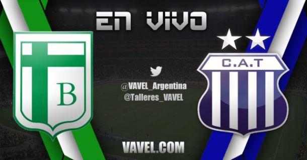 Resultado Sportivo Belgrano - Talleres de Córdoba (0-0)