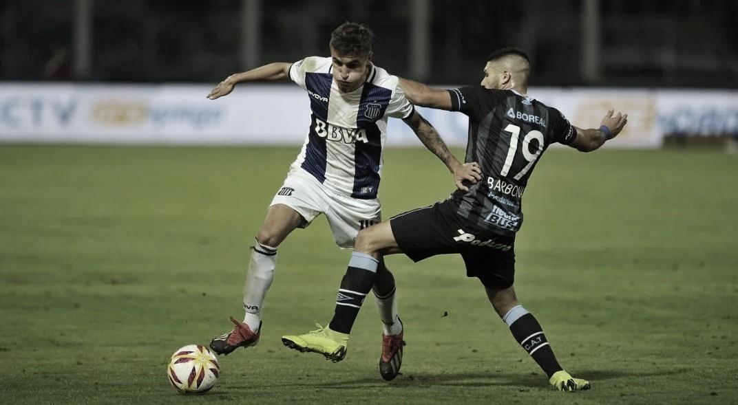 Talleres visita a Atlético Tucumán