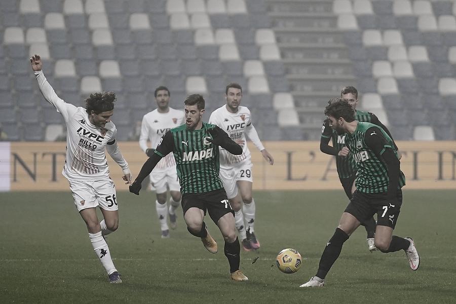 Com gol nos primeiros minutos, Sassuolo supera Benevento e reassume vice-liderança