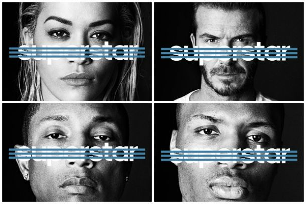 'Superstar', la nueva campaña de adidas