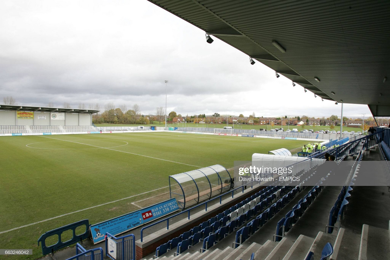 National League Stockport prove too strong for Curzon Ashton