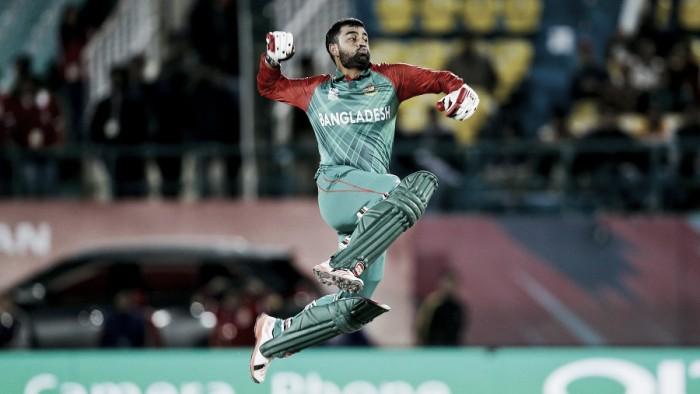 World T20: Tamim tames Oman to secure Bangladeshi passage