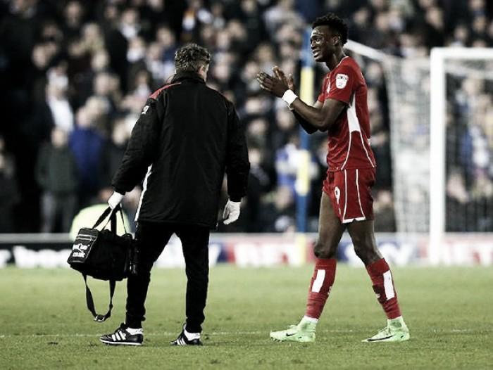 Tammy Abraham vuelve al Chelsea temporalmente para tratarse su lesión en el muslo