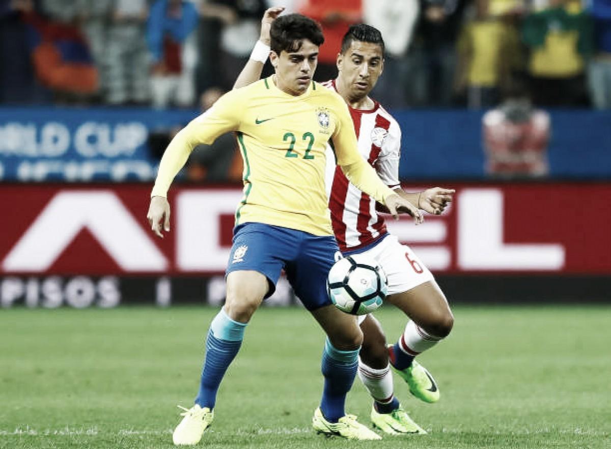 Candidato para vaga de Daniel Alves, Fagner é convocado para Copa do Mundo