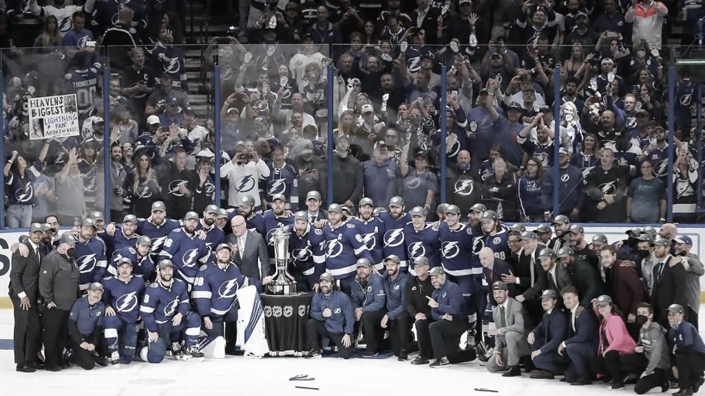 Tampa Bay vuelve a la final por la Stanley Cup